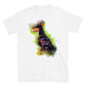 """Marškinėliai """"Dobermanas 5"""""""