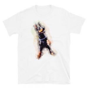 """Marškinėliai """"Dobermanas 6"""""""