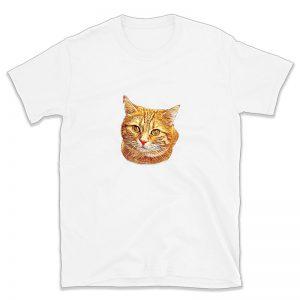 Rudas kačiukas